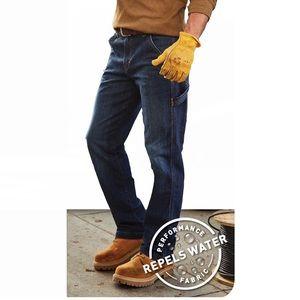 NWT Levi's Carpenter Straight Leg Jeans, 34/32